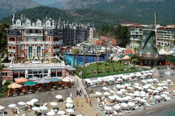 ORANGE COUNTY DE LUXE HOTEL sanal tur 1